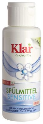 Klar Spülmittel sensitive 100ml